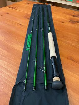 Sage Accel Fly Rod ~ 10' 8wt 8100-4 ~ New with Tube