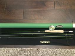 Sage TCX 590-4 Fly Fishing Rod 5 weight 9 ft 4 pc